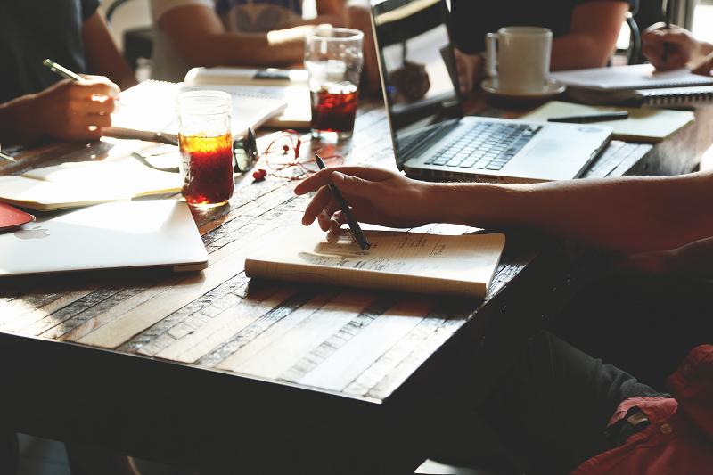 Att driva en blogg med fler skribenter