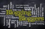 Bloggen startar upp
